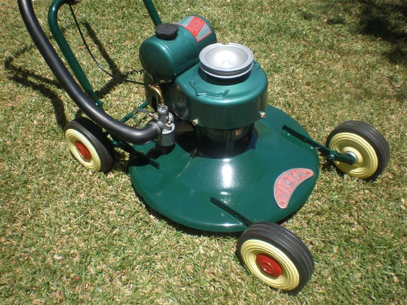 Victa Motor Mowers Vintage Mowers Victa Li Ion Cordless