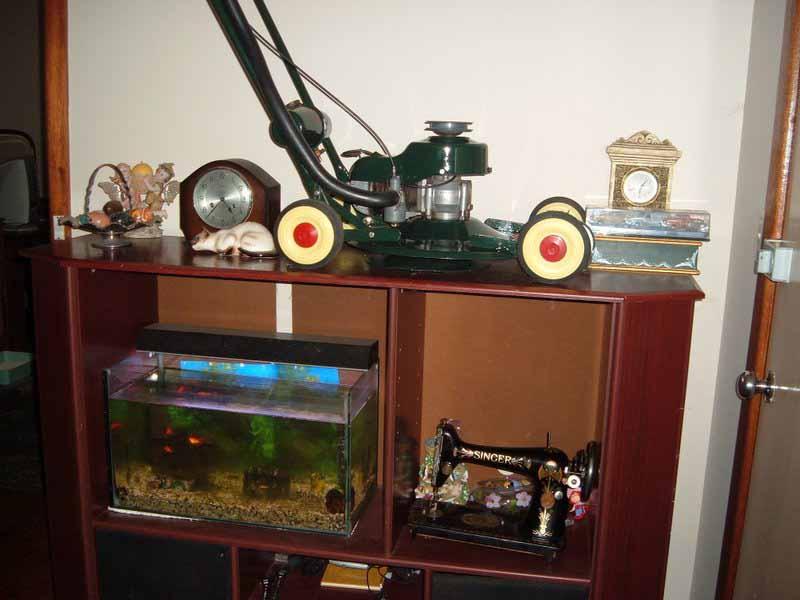 Vintage mowers gaz - Table gaz 3 feux ...