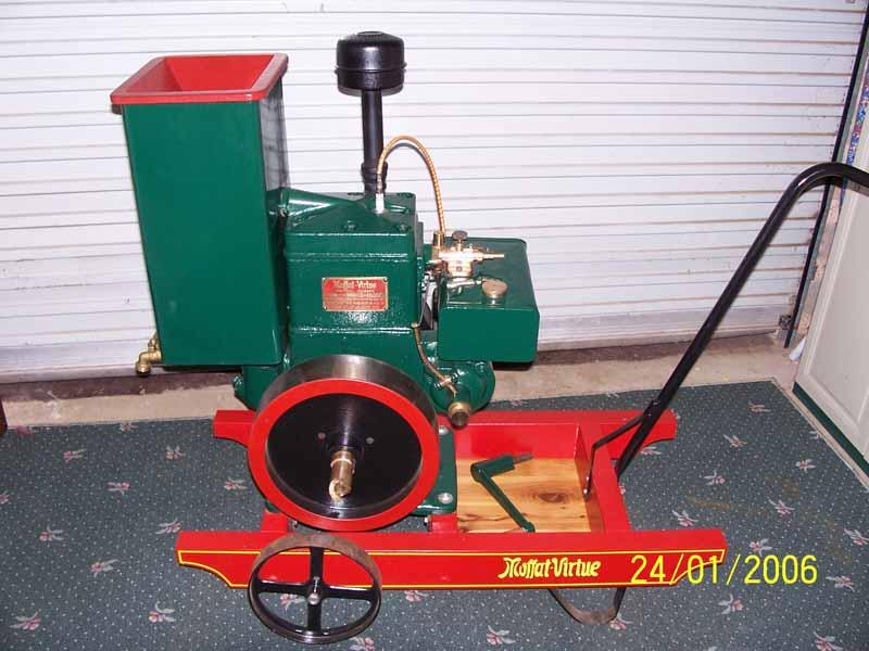 Rosebery Pumper Engine Instruction Book Media 1940s Industrial